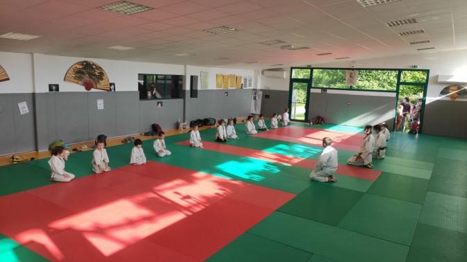 Image de l'actu 'Retour des pré-judos ;-)'
