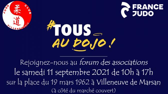Image de l'actu 'Samedi 11 septembre : rdv pour le forum des associations'