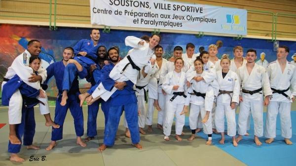 Préparation pour Tokyo2020 - Equipe de France Paralympique à Soustons