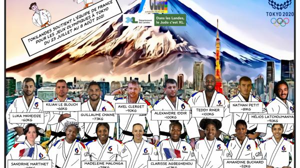 Jeux Olympiques #tokyo2020